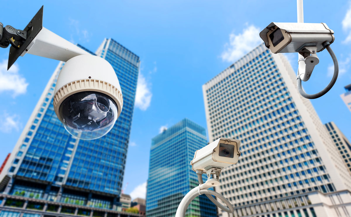 security systems cameras